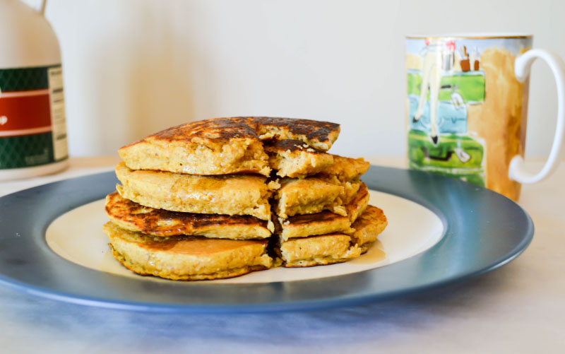 15 Squash Recipes to Enjoy this Fall: Acorn Squash Pancakes