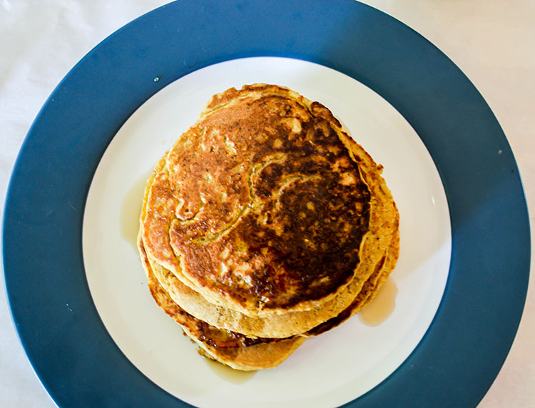 Acorn Squash Pancakes