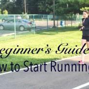 Beginner's Guide: How To Start Running