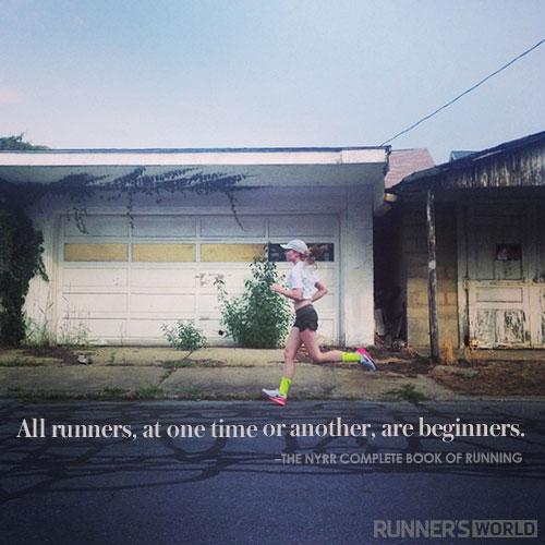 Beginner's Guide: Ten Motivational Running Quotes