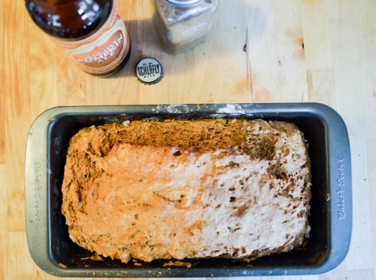 Pumpkin Beer Bread 9