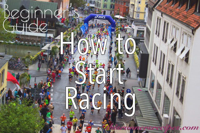 Beginner's Guide: Seven Tips for How to Start Racing