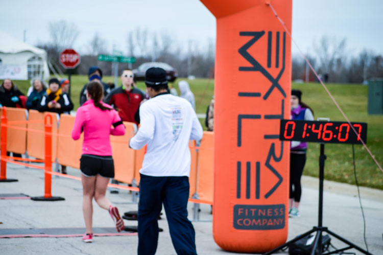 Valpo 2014 Half Marathon