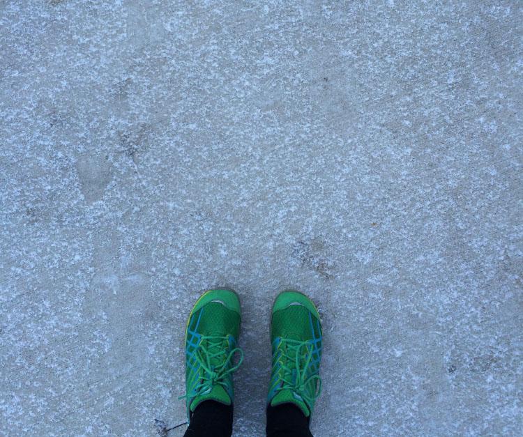 Weekday running