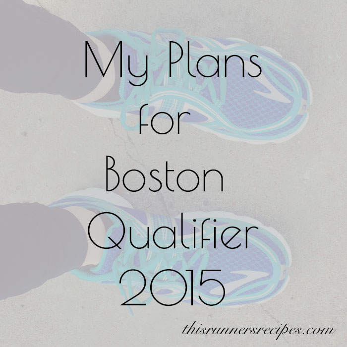 Boston Qualifier in 2015
