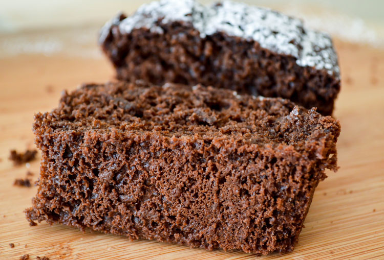Fudgy Chocolate Beer Cake