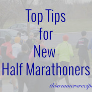 Top Tips for New Half Marathoners