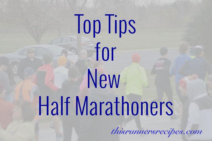 Top Tips for New Half Marathoners