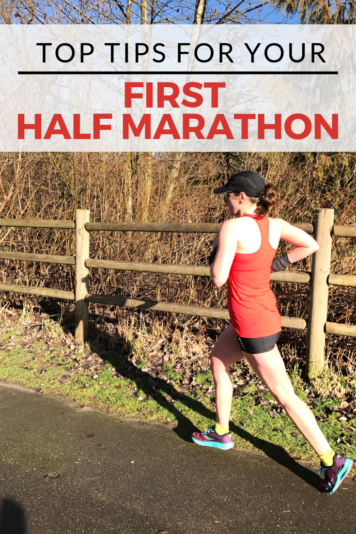 A Coach's Top Tips for New Half Marathoners