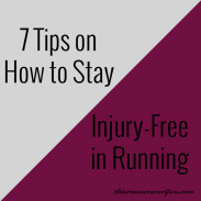 How I Stay Injury-Free in Running