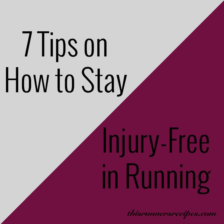 How I stay injury-free