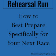 Tips on How to Best Prepare Specifically for Your Next Race