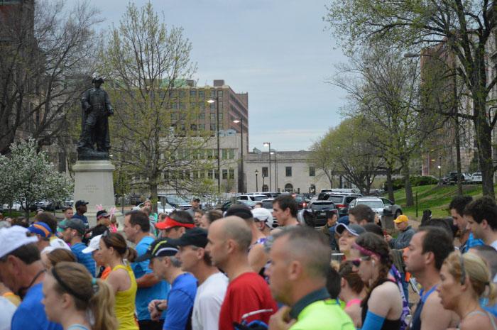 Go! St. Louis Half Marathon Recap