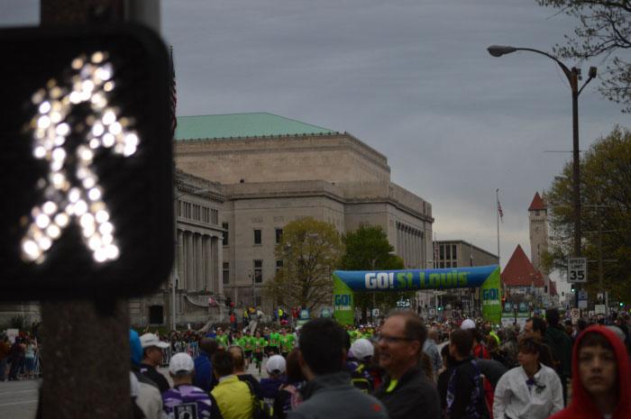 Go! St. Louis Half Marathon 3