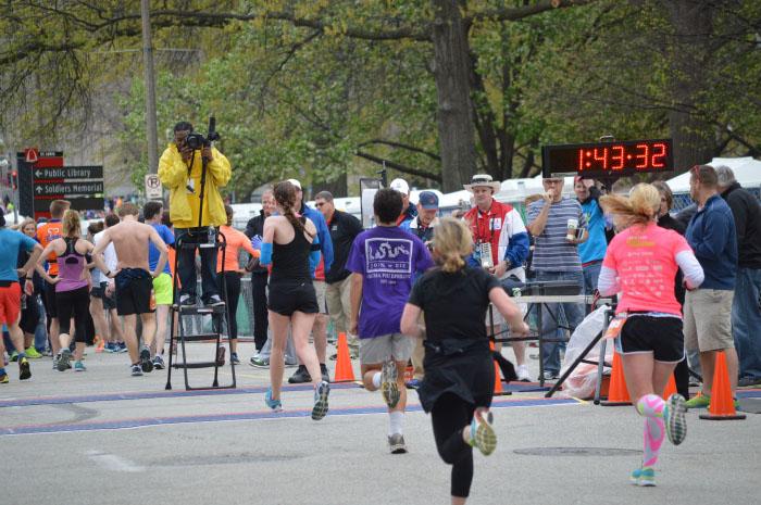 Go! St. Louis Half Marathon Recao