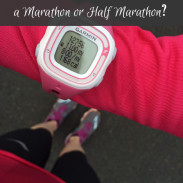 How Far Should You Run Before a Half Marathon or Marathon?