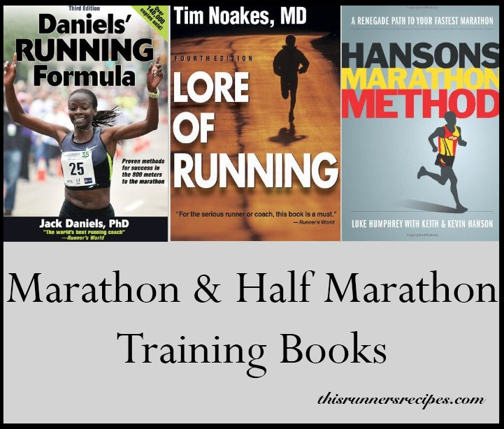 Marathon and Half Marathon Training Books