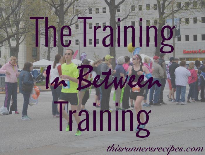 Training in between training