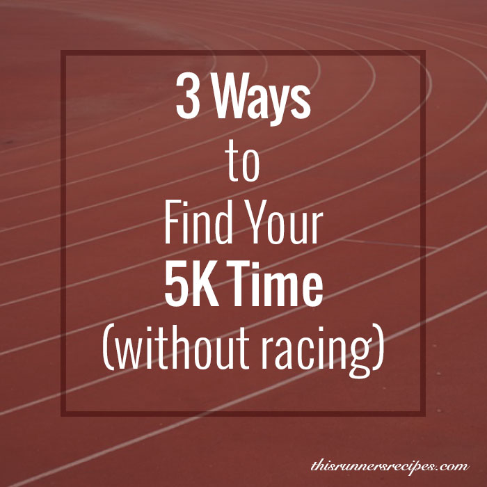 How to Find Your 5K Time