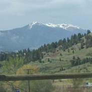 Our Trip Westward: Wyoming, Montana, Idaho, and Washington