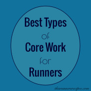 Marathon Monday: Core Work for Runners + Portland Marathon Training Week 2