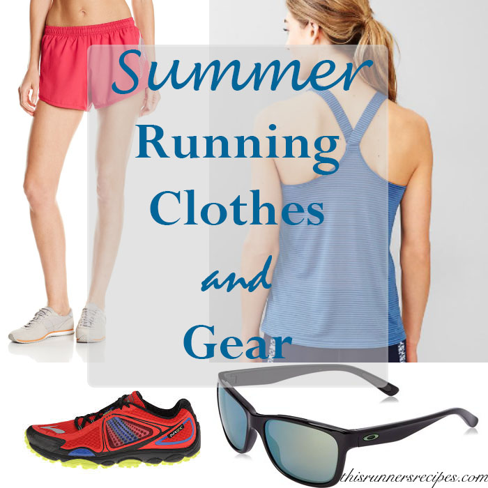 Summer Running Clothes and Gear