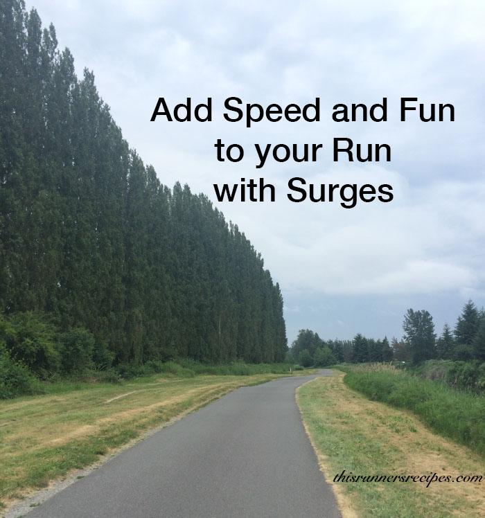 Surges Running Workout