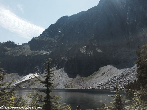 Lake Serene Hiking and Marathon Nutrition