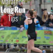 Marathon Monday: Marathon Long Run Tips + Portland Marathon Training Week 8