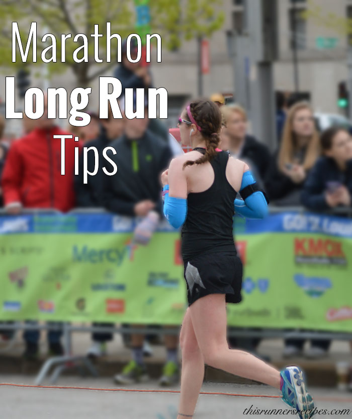 Marathon Long Run Tips