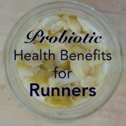 Probiotic Health Benefits for Runners
