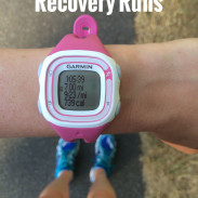 Marathon Monday: Recovery Runs + Portland Marathon Training Week 7