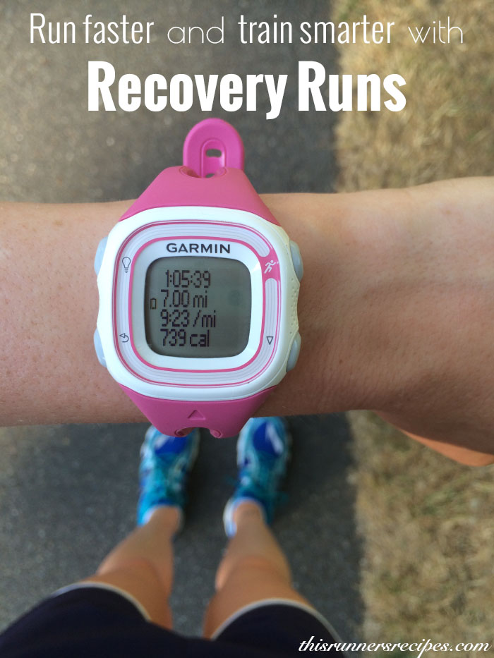 Recovery Runs Marathon Training