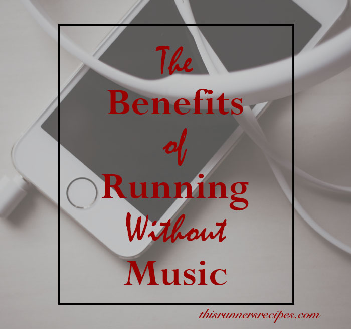 The Benefits of Running Without Music