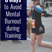 8 Ways to Avoid Mental Burnout During Training