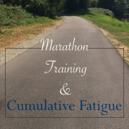 Cumulative Fatigue {Marathon Monday} + Portland Training Week 12