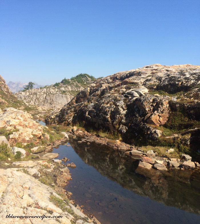 Hiking Gothic Basin + Life Lately {August 27}