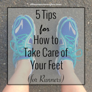 5 Tips for How to Take Care of Your Feet