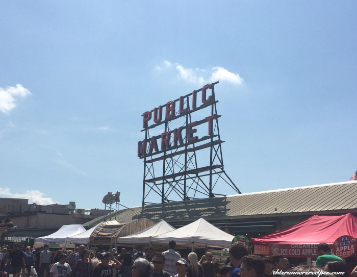 Pike Place Public Market Seattle