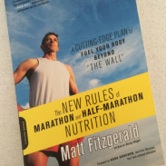 The New Rules of Marathon and Half Marathon Nutrition {Book Review}