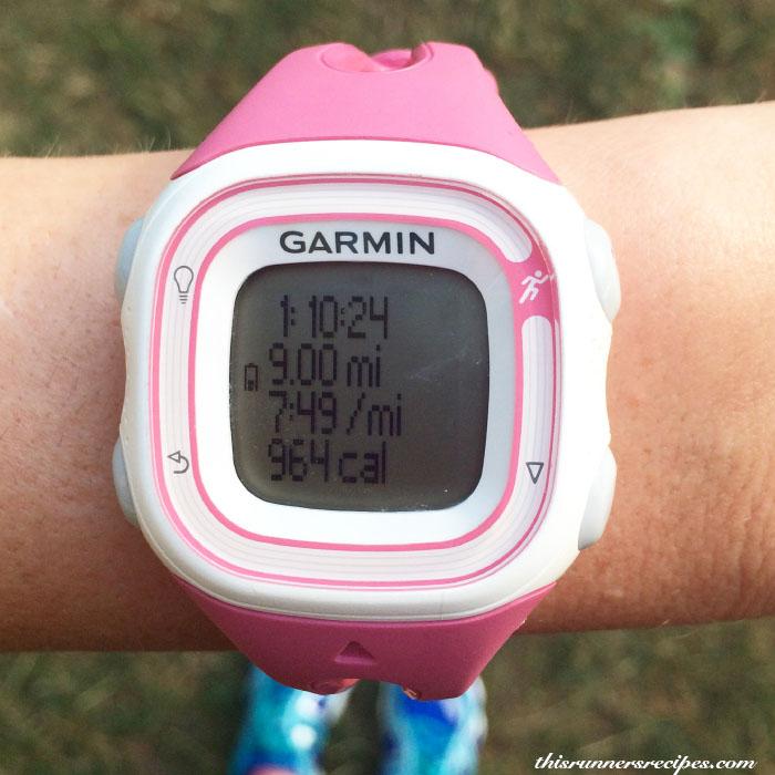 Portland Marathon Training Aug 31