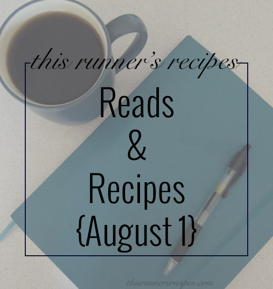 Reads and Recipes Image