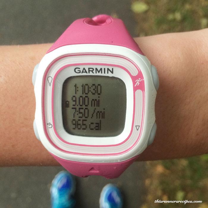Portland Marathon Training