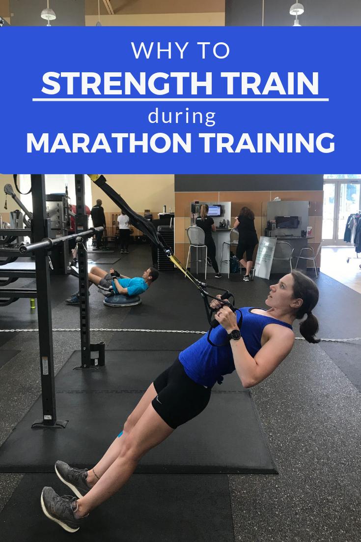 Why to Strength Train during Marathon Training