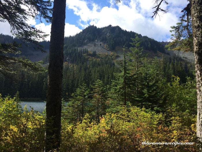 Hiking at Annette Lake