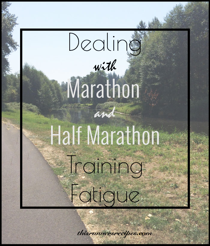 Dealing with Training Fatigue