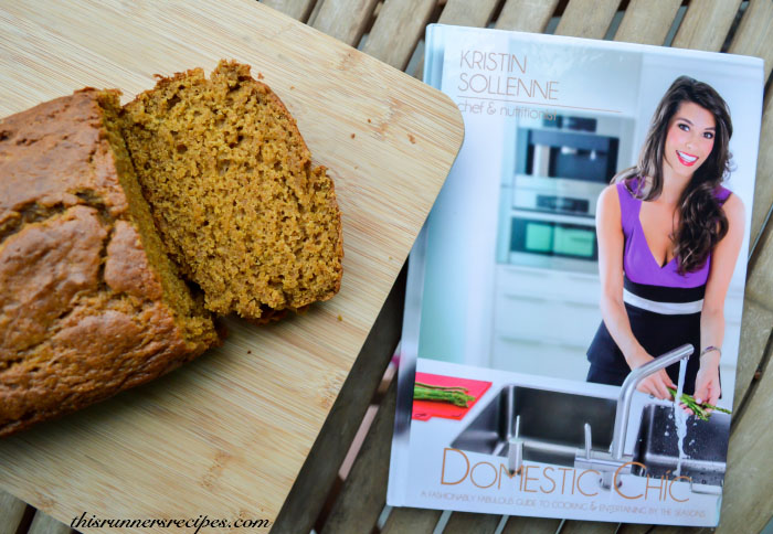 Domestic Chic by Kristin Sollenne Cookbook Review