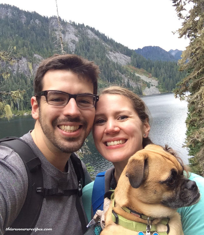 Hiking at Dorothy Lake