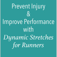 Dynamic Stretches for Runners + Pre-Run Warm Up Routine