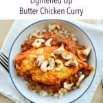Eat to Run Cookbook Ebook Butter Chicken Curry Recipe